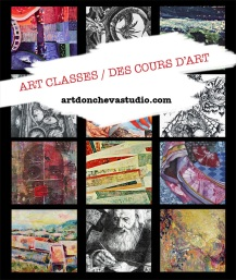 art classes at artdoncheva studio