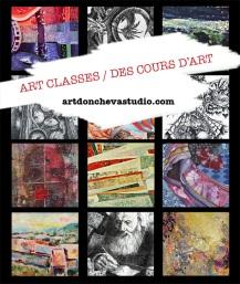 art classes at artdoncheva studio
