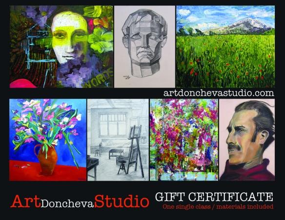 gift certificate_art doncheva studio