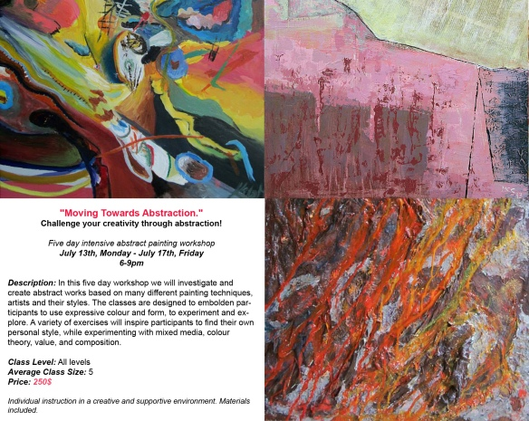 abstract workshop