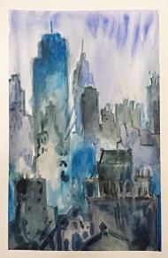 Watercolors by Irina